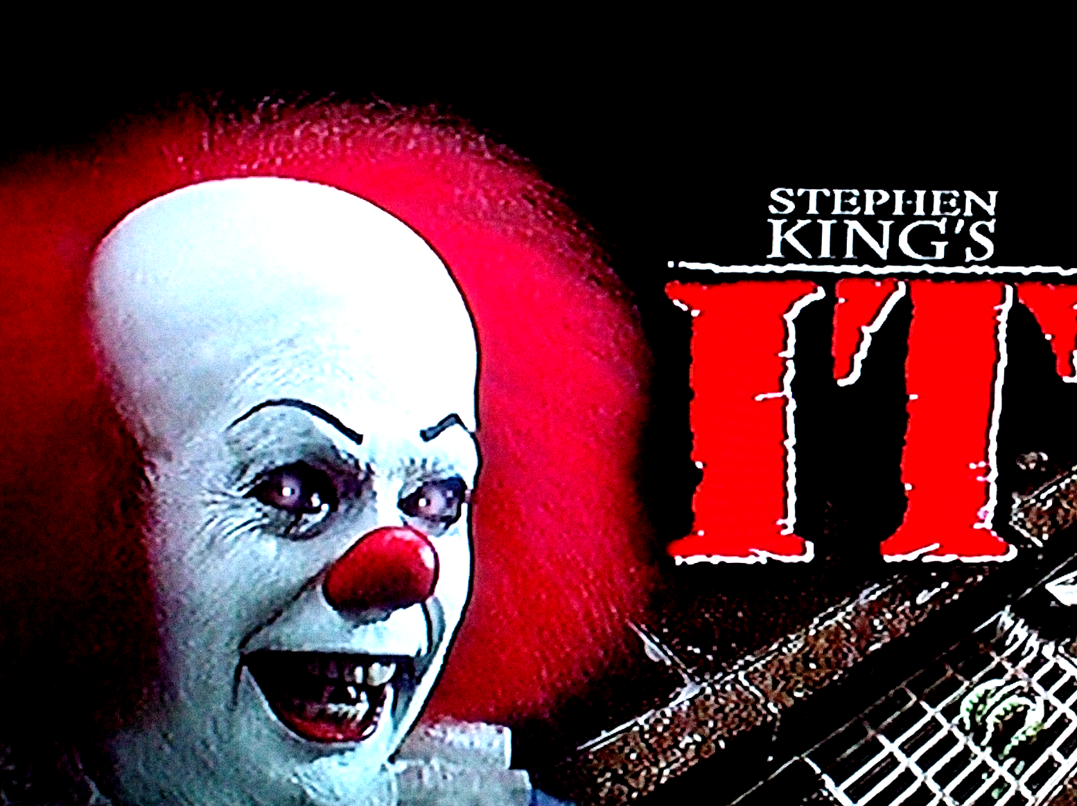 Pennywise The Clown 1990wallpaper: Reviews: Movie Review: Stephen King's It (1990