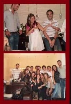 Piqué Nuria wedding