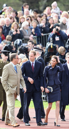Prince William Visit Darwen
