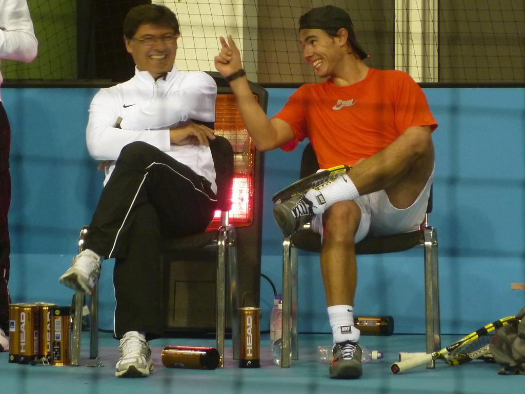 Rafa Toni Funny Rafael Nadal Wallpaper Fanpop Fanclubs
