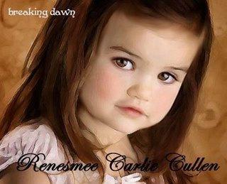 Renesmee Carlie cygne Cullen