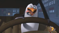 Rico driving with his Crazy Face XD - penguins-of-madagascar screencap