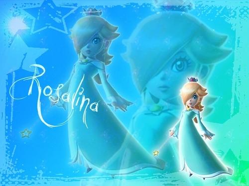 Rosalina fond d'écran