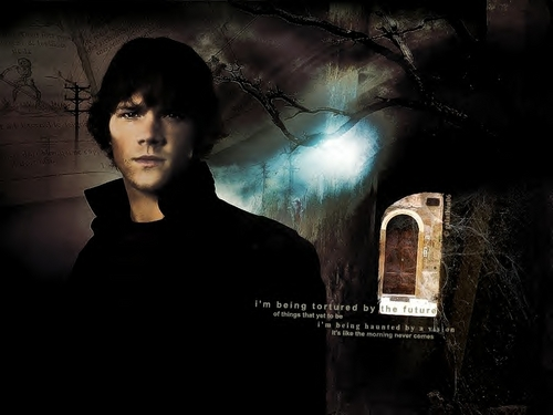 Winchester's Journal wallpaper called Sam Winchester