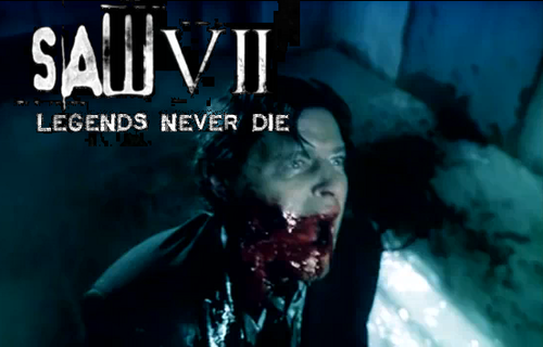 Saw VII Banner