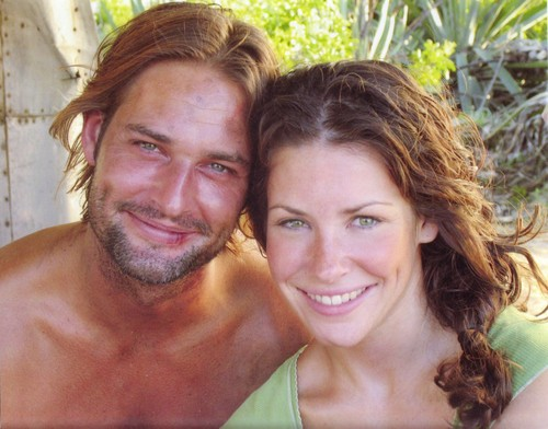 Sawyer and Kate HQ