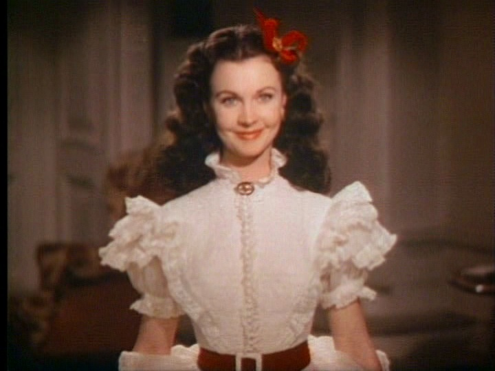 Scarlett o 39 hara vivien leigh photo 20978763 fanpop for Who played scarlett o hara in gone with the wind