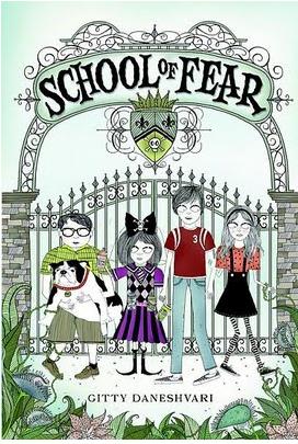 School Of Fear, Book 1