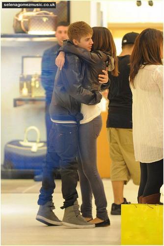 Selena & Justin