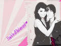 Selena & Justin - justin-bieber-and-selena-gomez wallpaper