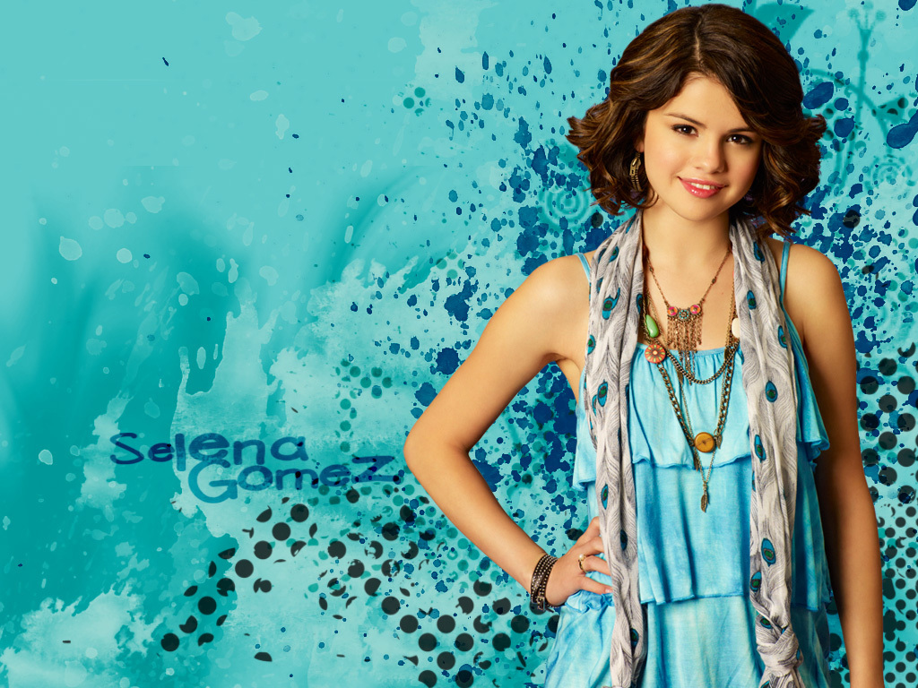 Selena - selena-gomez wallpaper