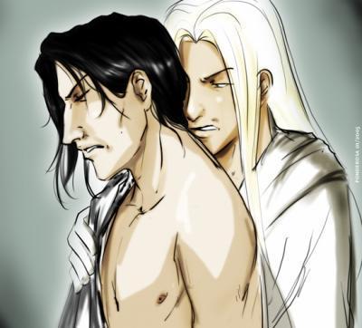 Severus and Lucius
