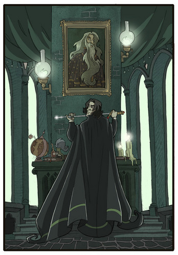 Severus and the Sword