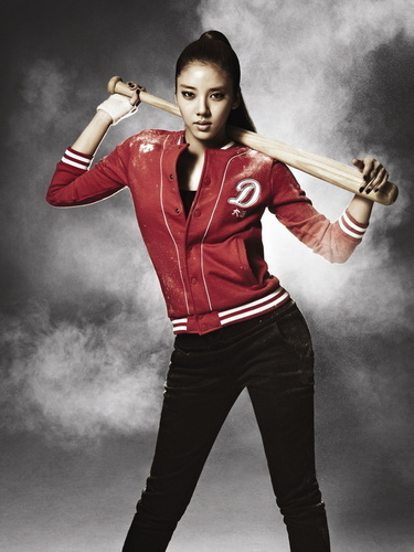 Son Dambi For Descente Spring 2011 - son-dambi Photo
