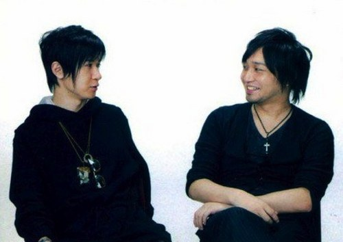 Sugita Tomokazu and Yuuichi Nakamura