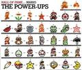 Super Mario Power UP