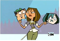 TDWT COURTNEYS DREAM SHE HAD OF HER REVENGE! - total-drama-island fan art