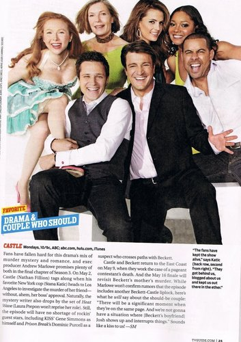 TV Guide: April 2011
