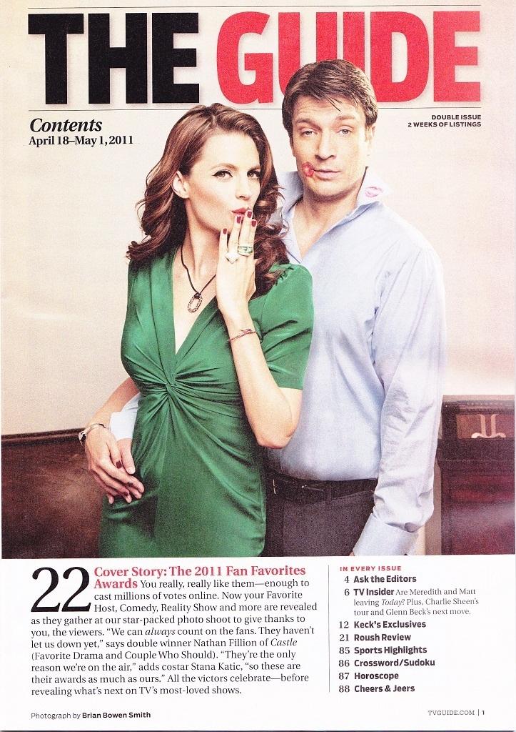 TV Guide: April 2011
