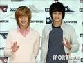 Taemin and Minho @ Converse