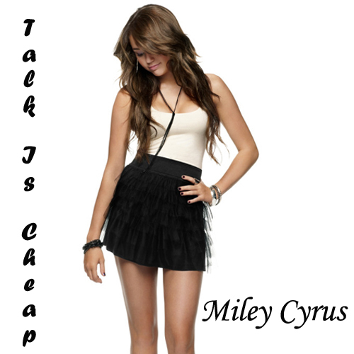 Talk Is Cheap Fanmade Cover♥