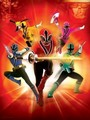 The Power Rangers Samurai