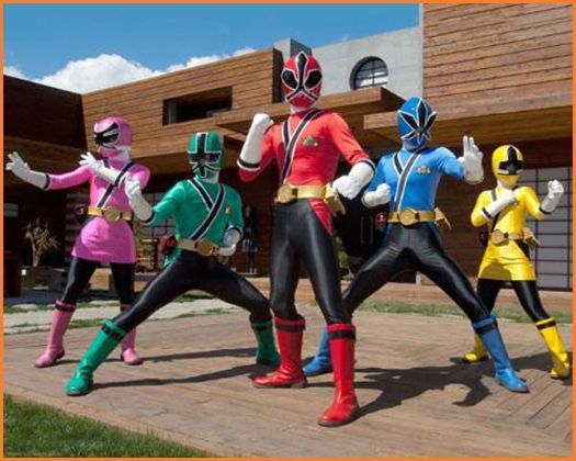 Free Power Rangers Coloring Pages - Associated Content from Yahoo
