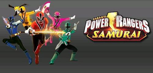 Power Rangers Samurai wallpaper entitled The Power Rangers Samurai