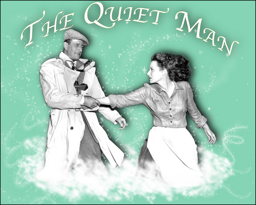 Classic Movies wallpaper probably containing anime titled The Quiet Man