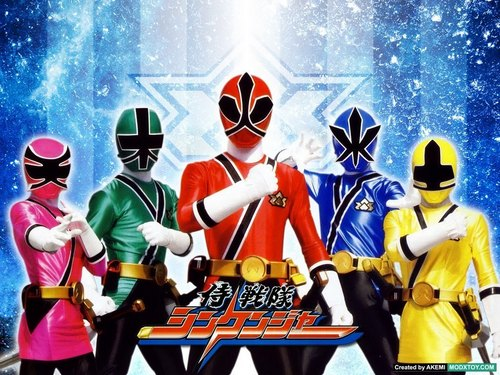 The Samurai Rangers - power-rangers-samurai Photo