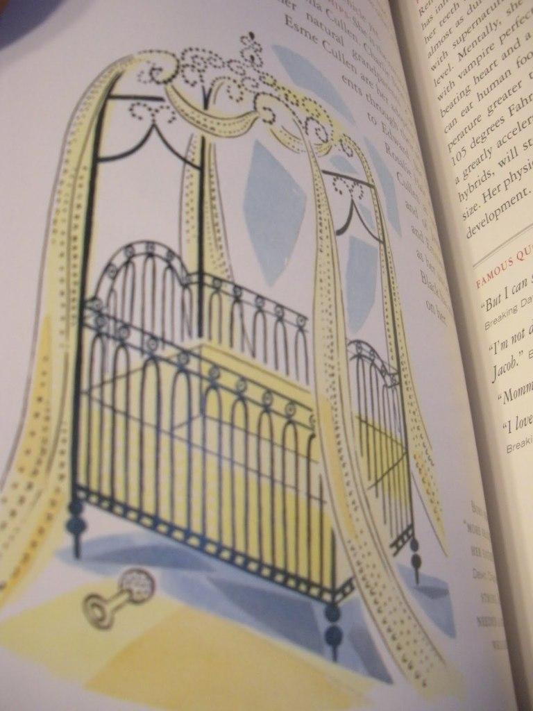 The Twilight Saga: The Offical Illustrated Guide – Sneak Peak