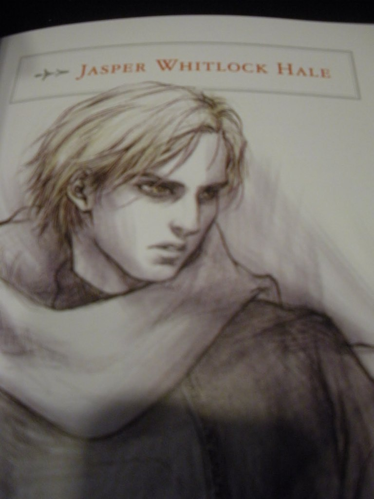 The Twilight Saga: The Offical Illustrated Guide – Sneak Peak