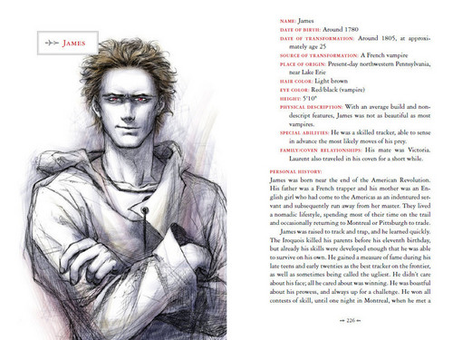 The Twilight Saga: The Official Illustrated Guide' sneak peek
