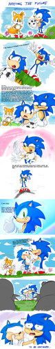 The furture sonic ! X3