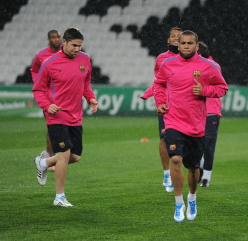 Training session 11\4 in Donetsk
