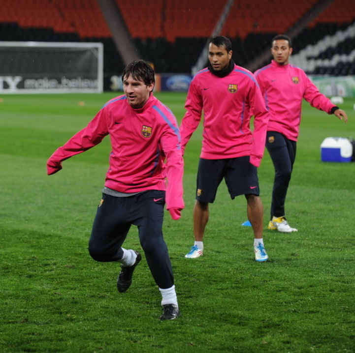 trainer fc barcelona