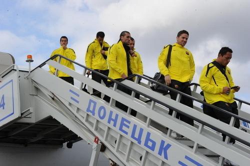 Trip to Donetsk