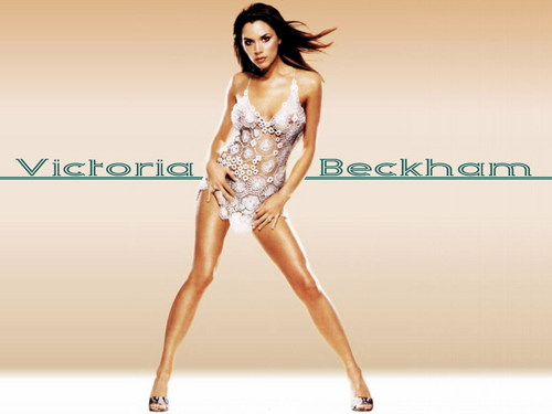 Victoria Beckham wallpaper probably with a portrait and skin entitled Victoria Beckham