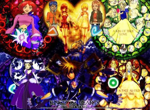 W.i.t.c.h. Hearts opening