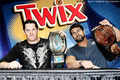 Wade Barrett and Justin Gabriel - wade-barrett-justin-gabriel-heath-slater photo