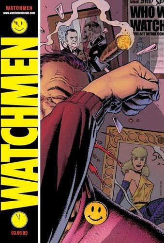 Watchmen - O Filme Poster