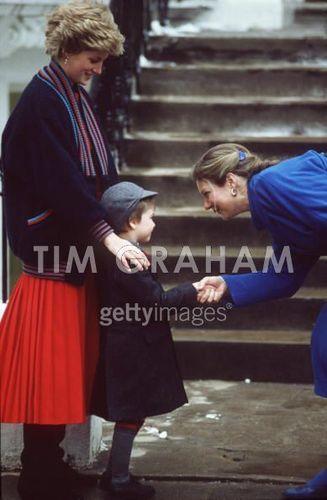 William Starts Wetherby School