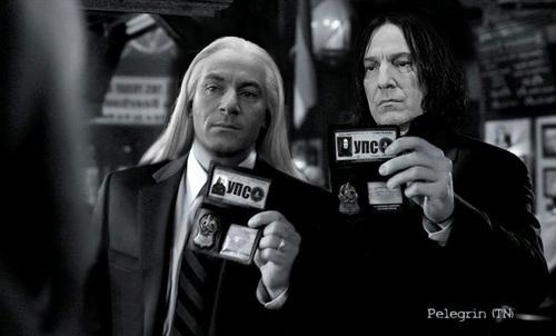 Wizard's Secret Service