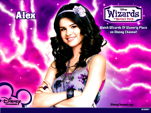 Wizards of Waverly Place Season 4 ディズニー Channel EXCLUSIF 壁紙 によって DJ....!!!