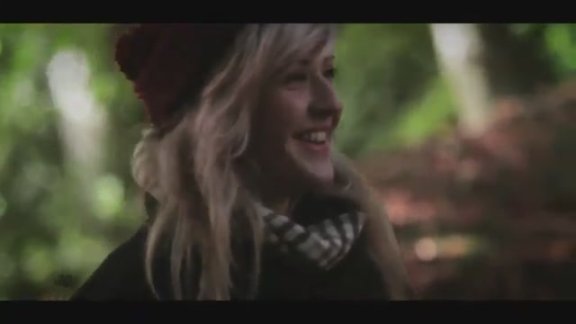 Ellie goulding your song video lesbian