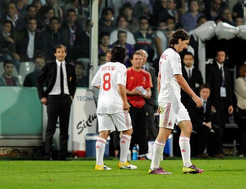 Z. Ibrahimovic (Fiorentina - AC Milan)