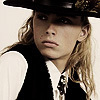 andrej pejic photo probably containing a fedora and a well dressed person called andrej pejic