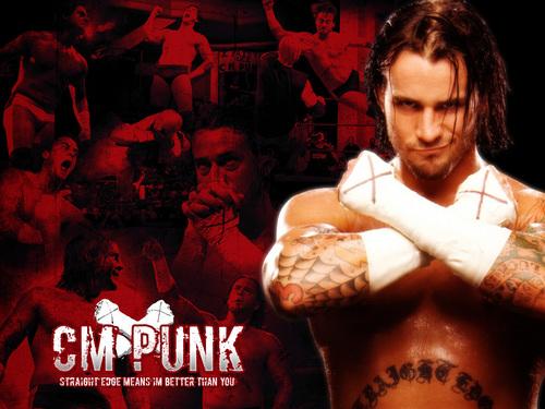 CM Punk wallpaper called cm punk