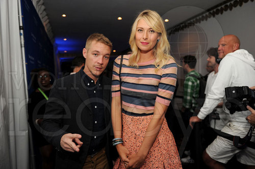 diplo and sharapova