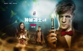 doctor who 壁紙 for the 6th season~new adventure